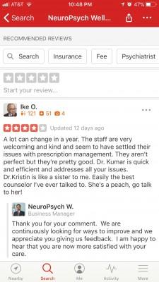 Kristin review